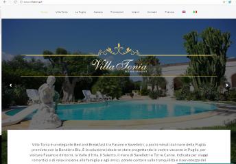 Villa Tonia Bed And Breakfast
