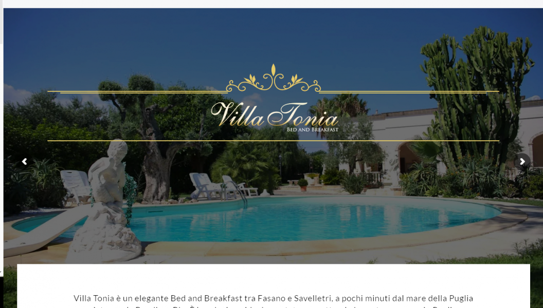 Villa Tonia Bed And Breakfast